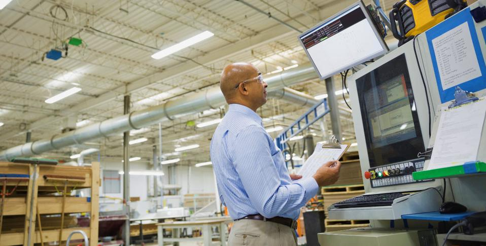 The 10 Most Valuable Metrics In Smart Manufacturing