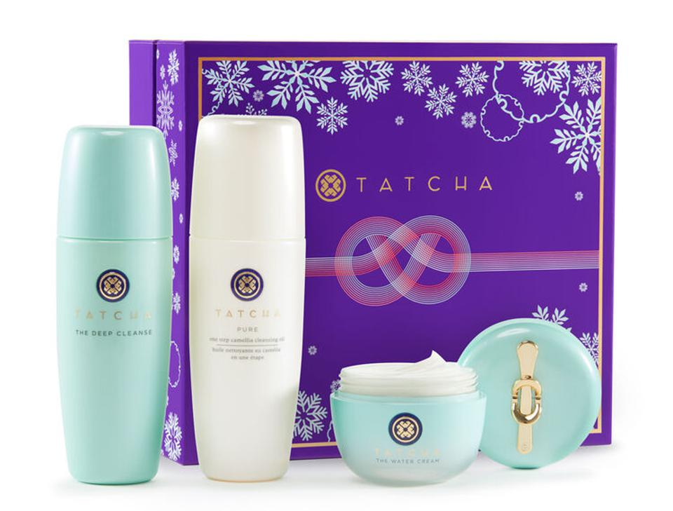 Tatcha's Purifying & Pore-Perfecting Treasures