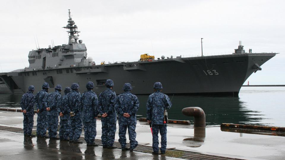 Japan To Get First Aircraft Carriers Since World War II