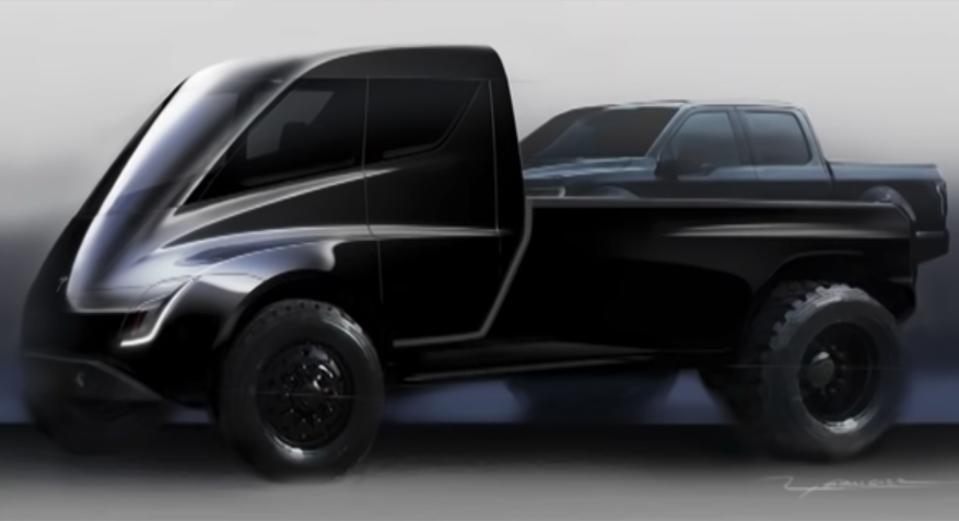 Elon Musk's 'Cybertruck' Will Thrill Tesla Fans, But Its ...