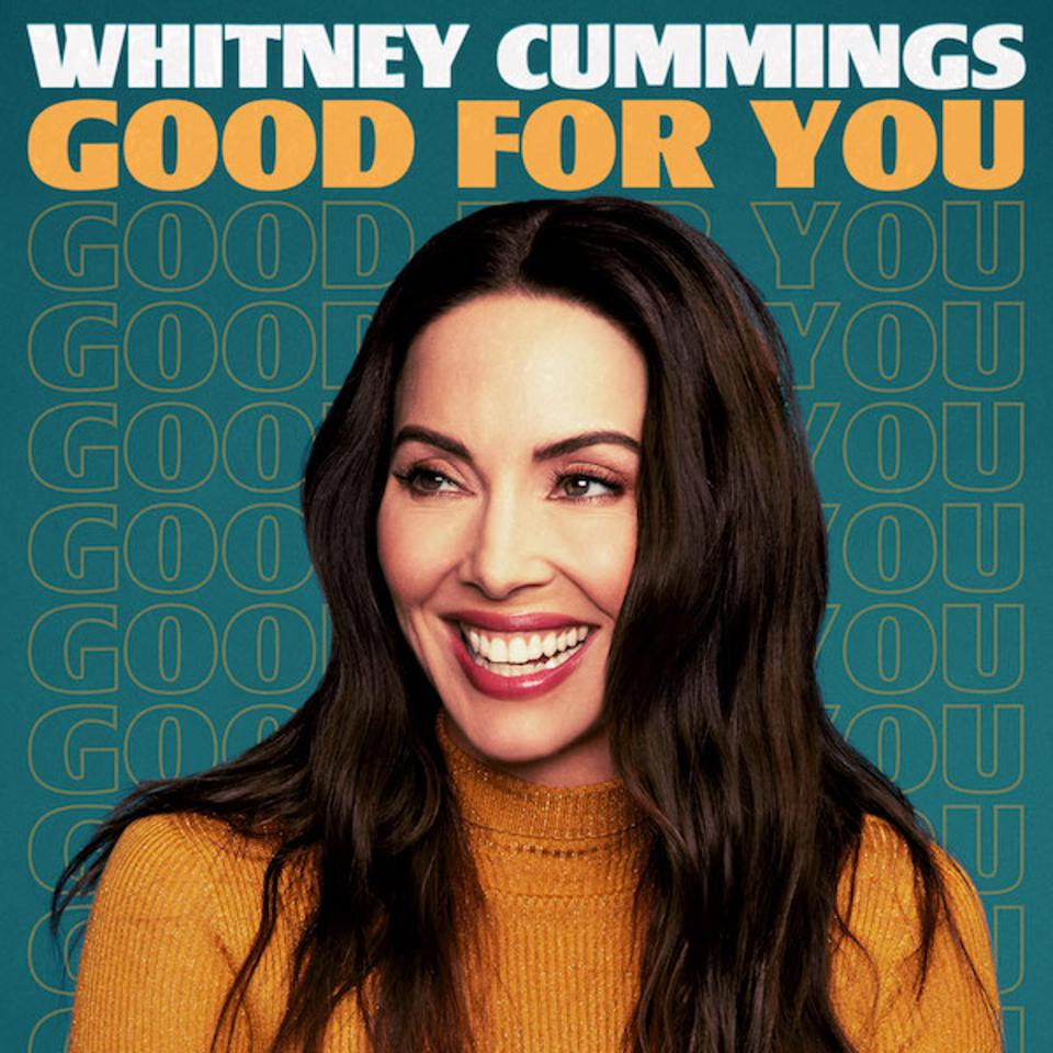 Interview: Whitney Cummings Finally Has A Podcast, And It's 'Good For You'