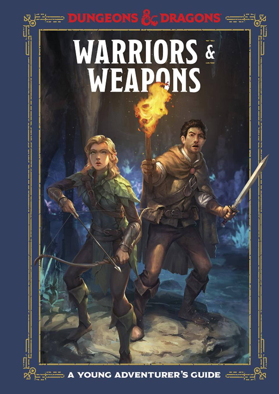 Warriors & Weapons cover art