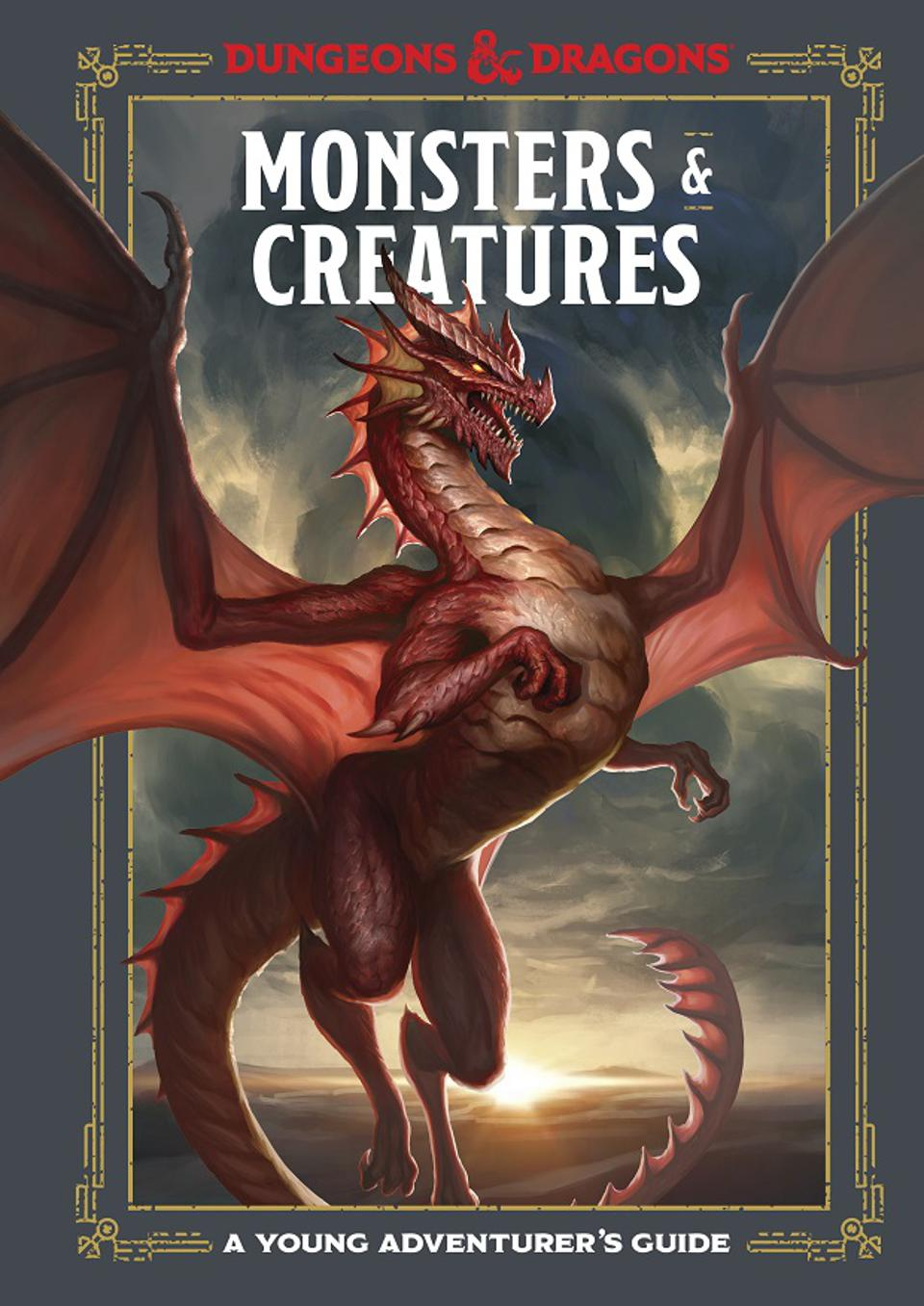 Monsters and Creatures cover art