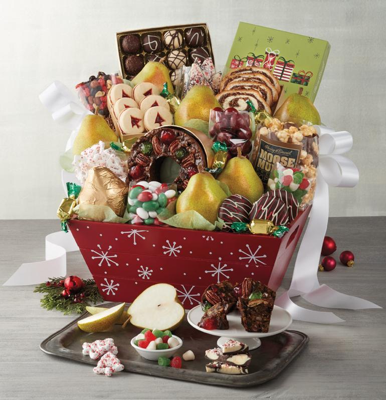 Harry & David Grand Christmas Basket