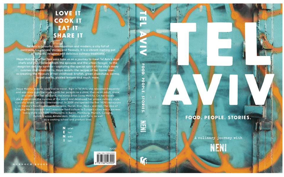 Tel Aviv book by NENI