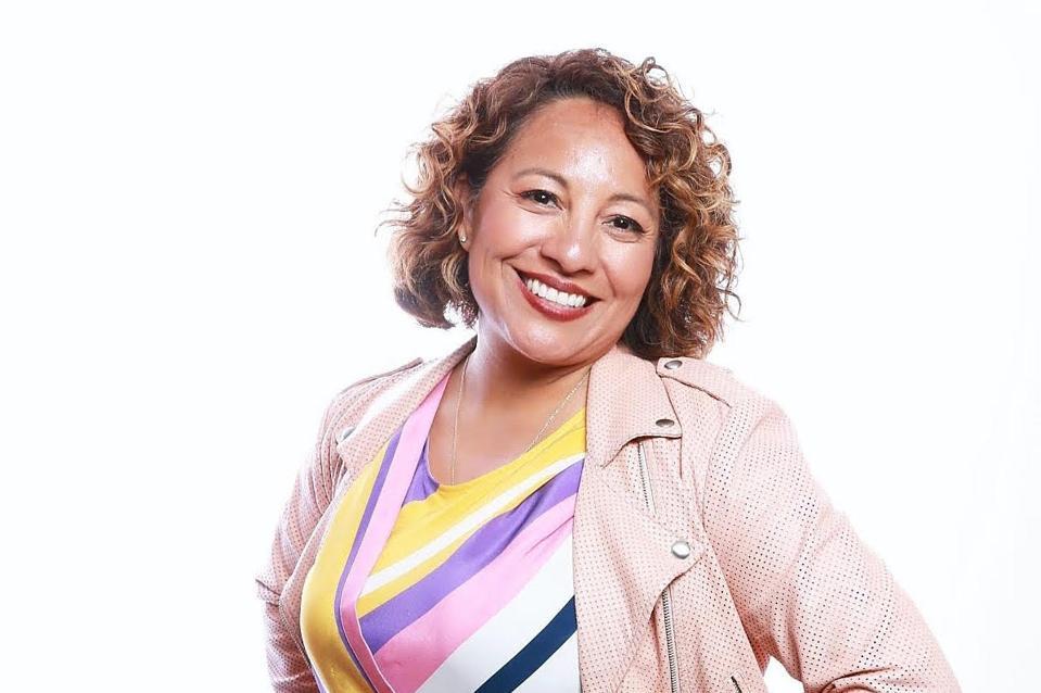 Ramona Ortega, founder of the startup My Money My Future
