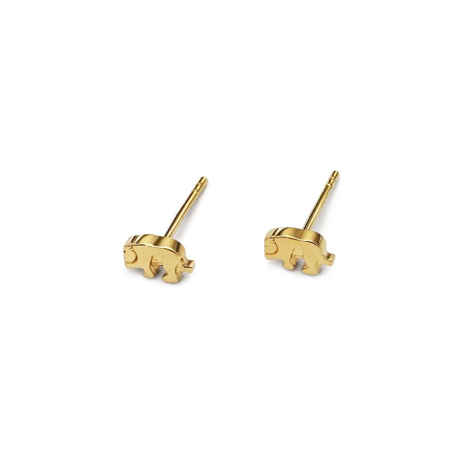 Bear Studs from the Bear Basics collection