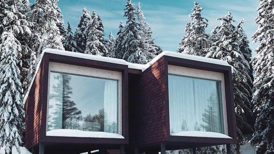 Arctic Treehouse