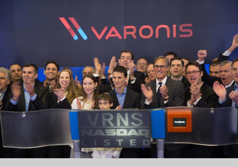 NASDAQ Welcomes Varonis Systems, Inc.