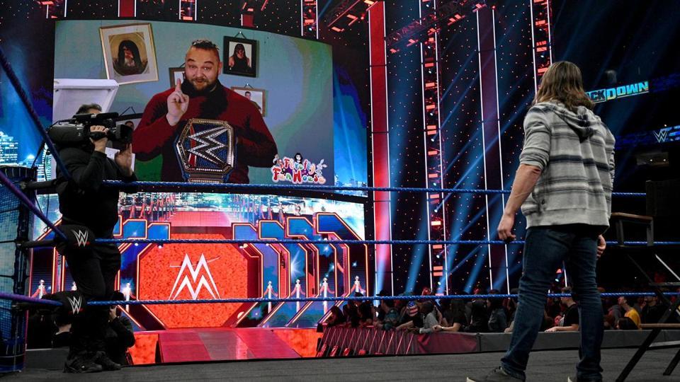 WWE SmackDown: Daniel Bryan and Bray Wyatt