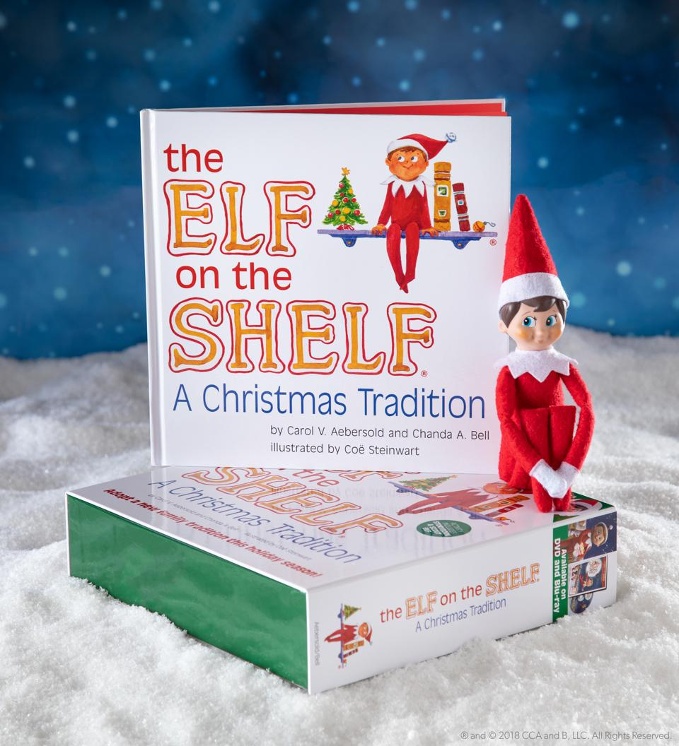 - Meet The Family Behind 'The Elf On The Shelf' And 13 Million Scout