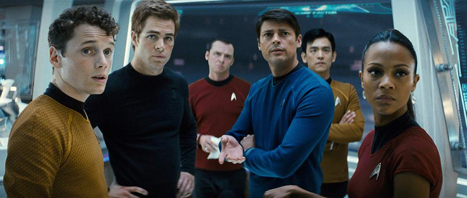 Star Trek fans dating