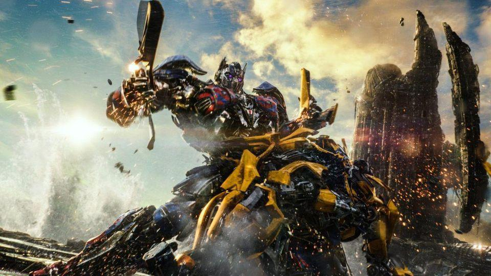 'Transformers: The Last Knight'