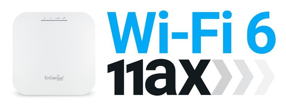 Wi-Fi 6 and logo