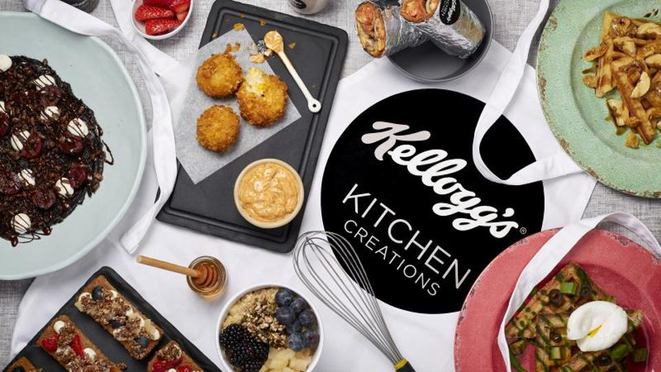 Kellogg's partnership with Deliveroo signals the future of food manufacture