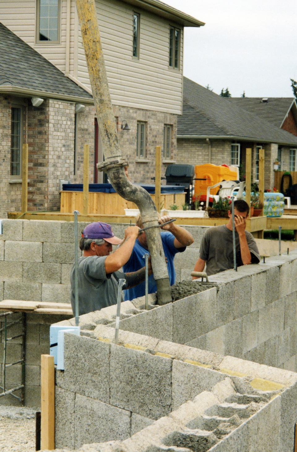 The Advantages Of Insulated Concrete Form Foundations
