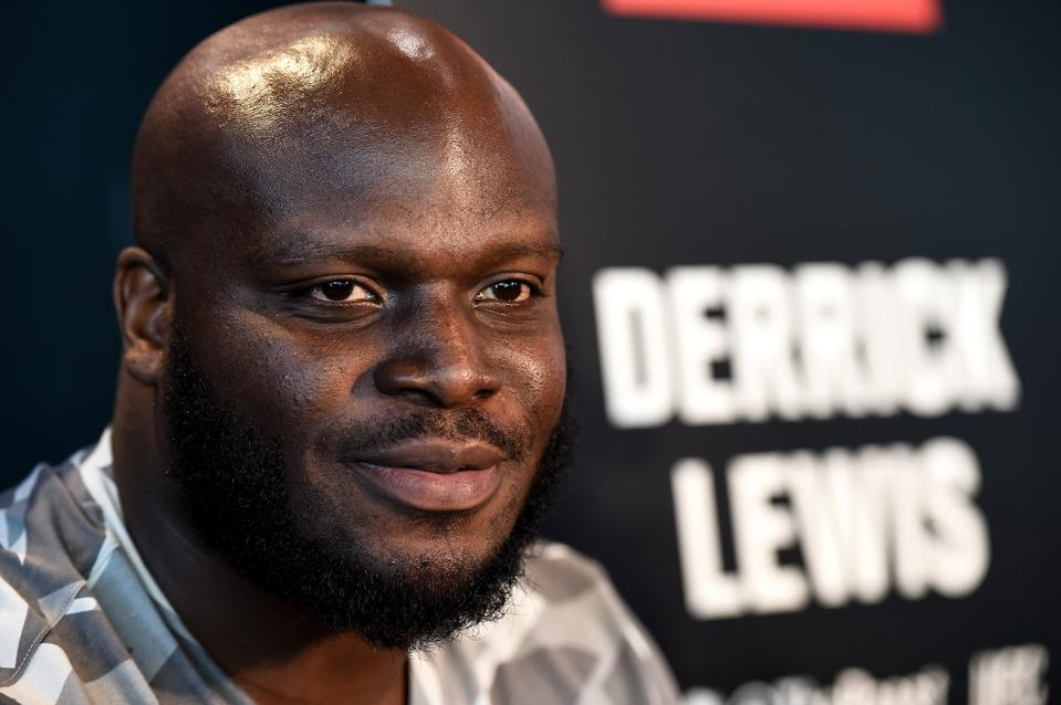 This Week In The UFC: Derrick Lewis' Next Fight Looks Like An Easy Path To A Performance Bonus