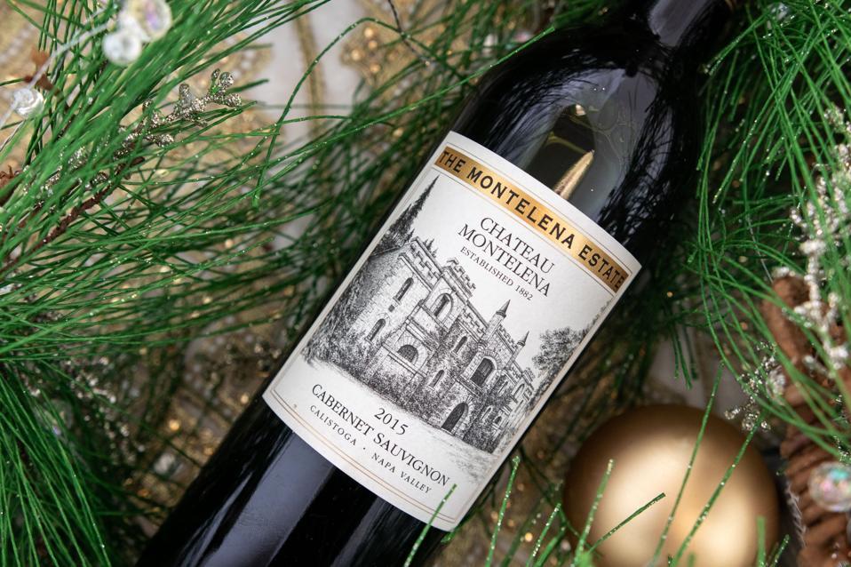 """2015 Chateau Montelena """"The Montelena Estate"""" Cabernet Sauvignon Calistoga"""