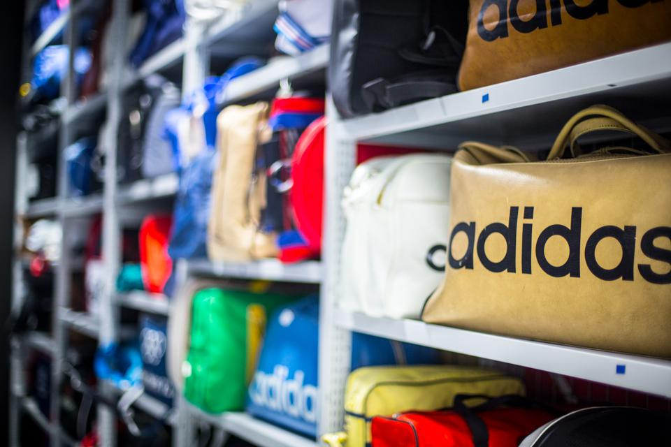 Adidas Germany headquarters archives