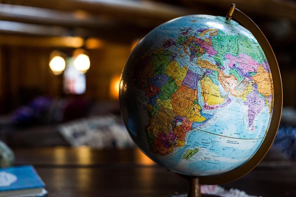 Globe, Pixaby