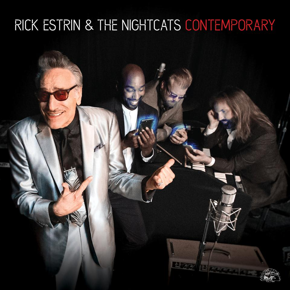 Album cover for Rick Estrin 7 The Nightcaps