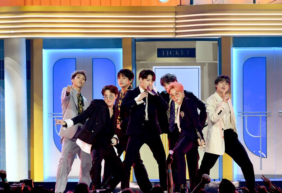 Forbes 400 List 2020.Bts S 2020 Grammys Shutout Reveals The Recording Academy S