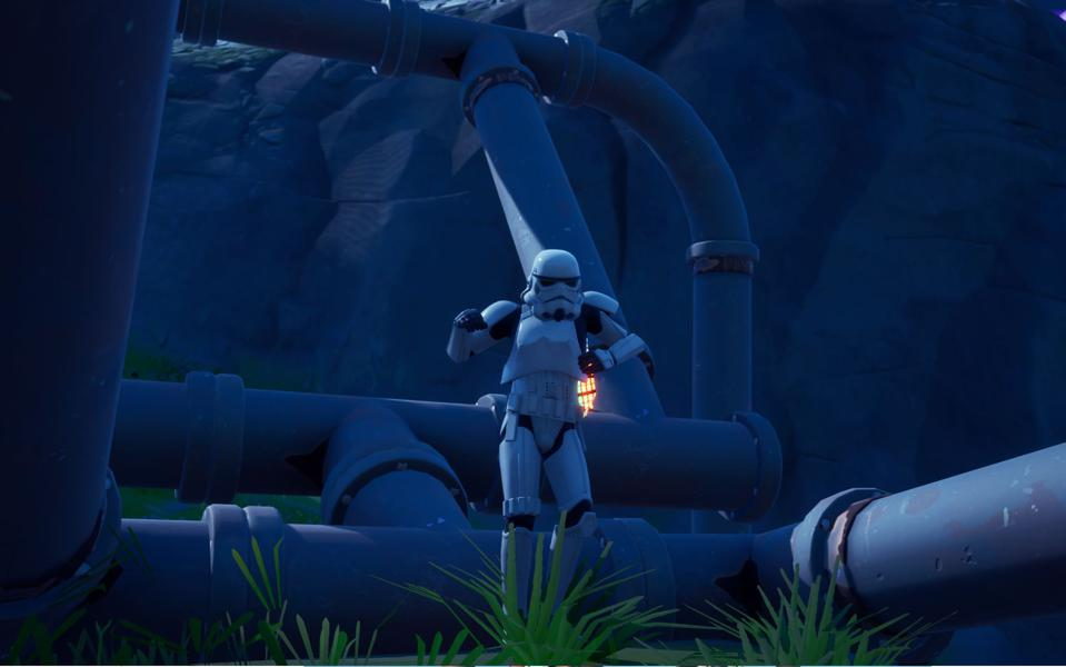 'Fortnite' Pipe Man Location: Where To Dance At The Pipe Man