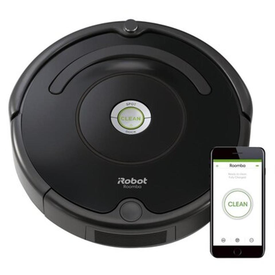 Roomba 675 Robotic Vacuum