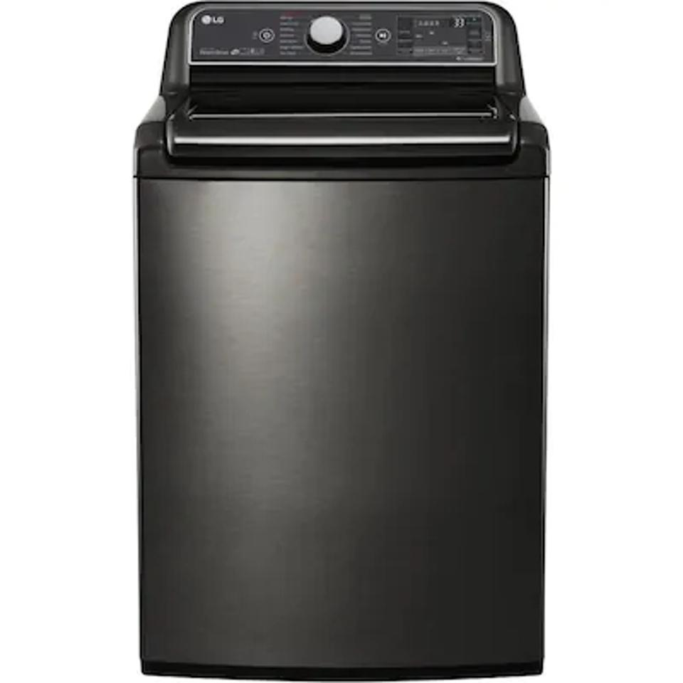 LG 5.2-cu Washer and 7.3-cu Electric Dryer Pair