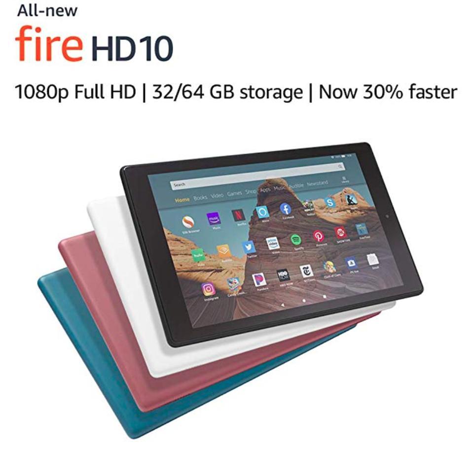 Amazon Black Friday sales Fire HD10, Amazon Black Friday Fire HD10 deals,