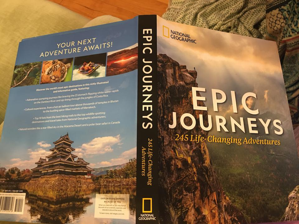 Epic Journeys from National Geographic