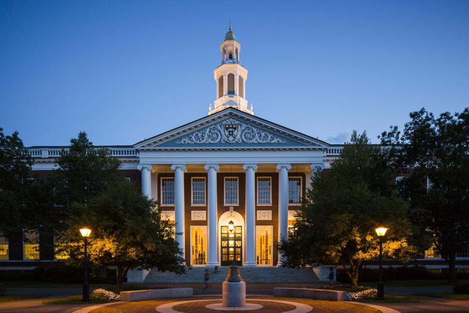 Feeder Colleges and Companies to Harvard Business School: Deep Dive Analysis of the HBS MBA Class of 2020