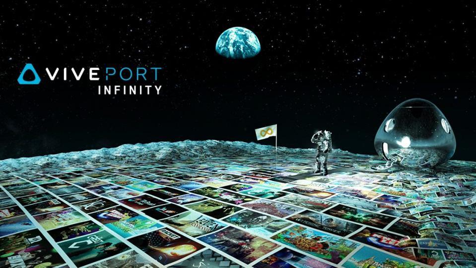 Viveport infinity promo