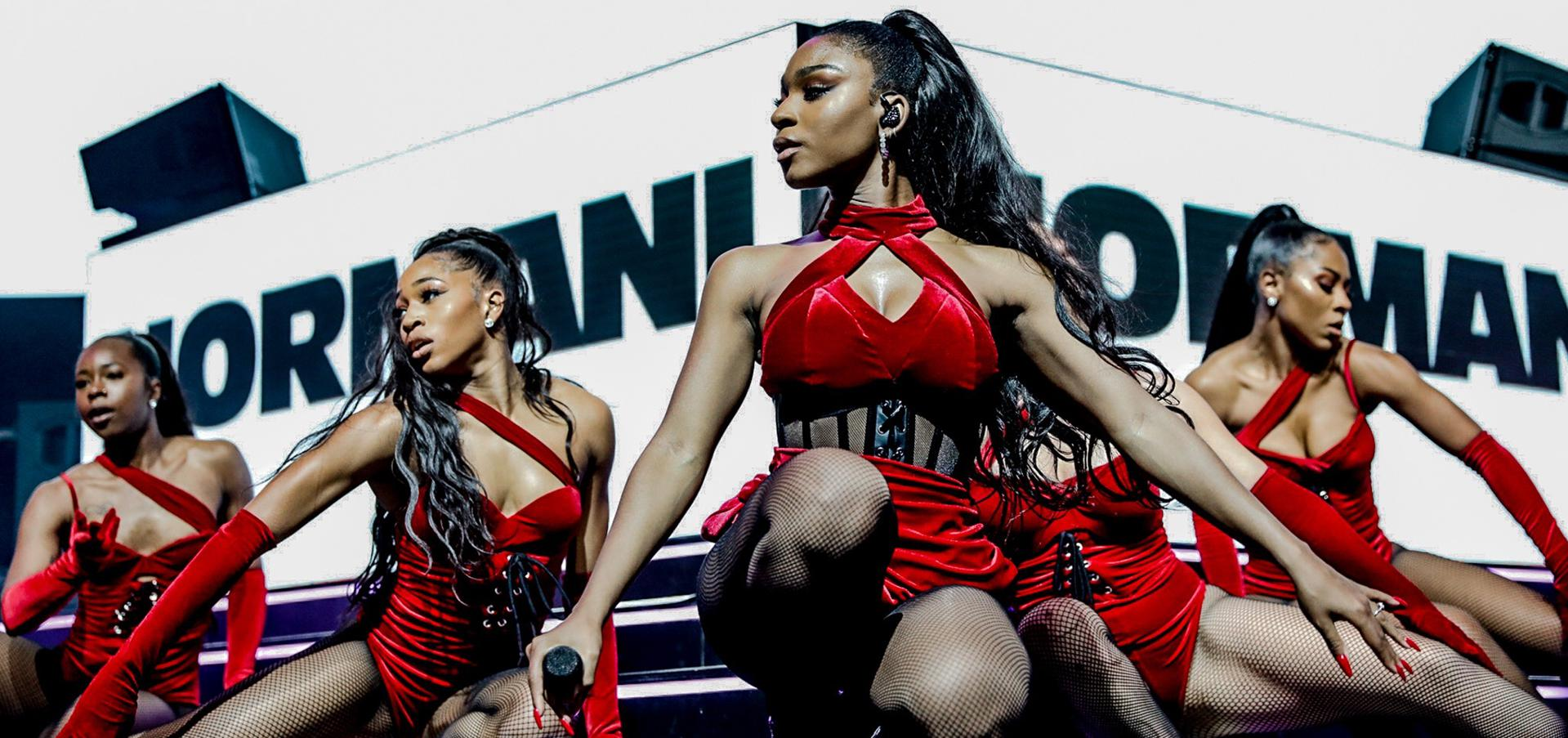 Some Call Normani The Next Beyoncé—With 3 Billion Streams, This 30 Under 30 Breakout Is On Her Way