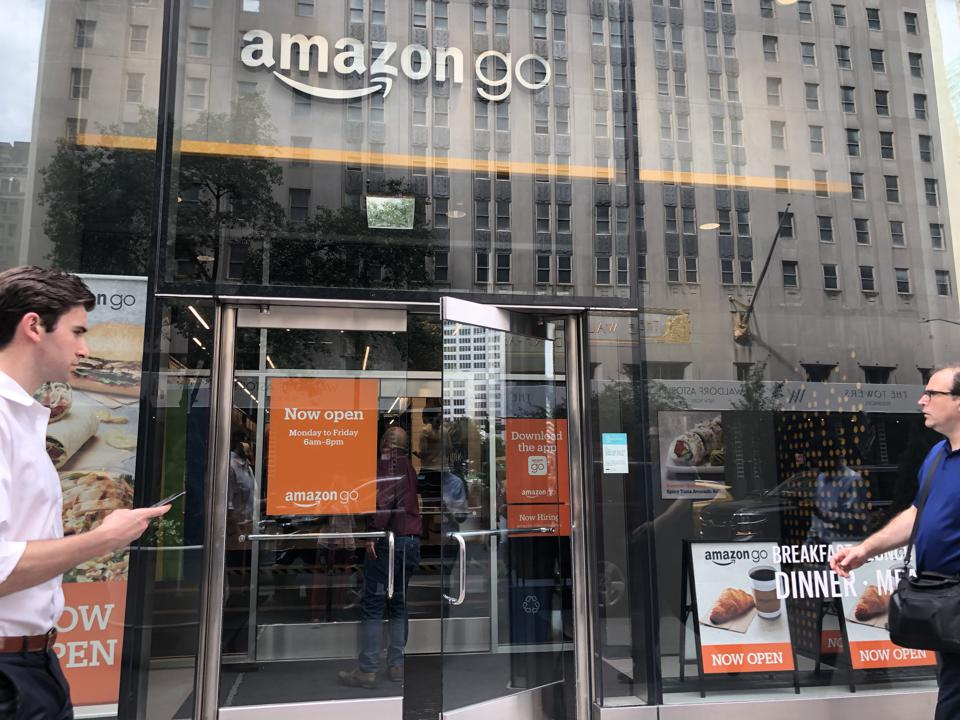Amazon Go Looks To Expand As Checkout Free Shopping Starts To