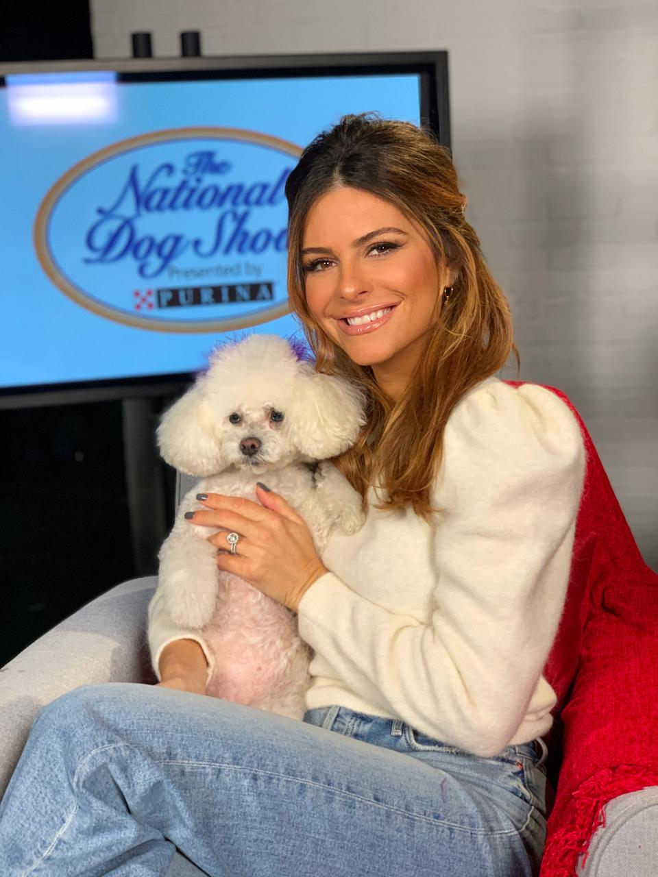 Celebrity Health: Maria Menounos and Whinnie