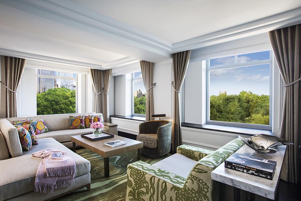 The Ritz-Carlton New York, Central Park's Presidential Suite