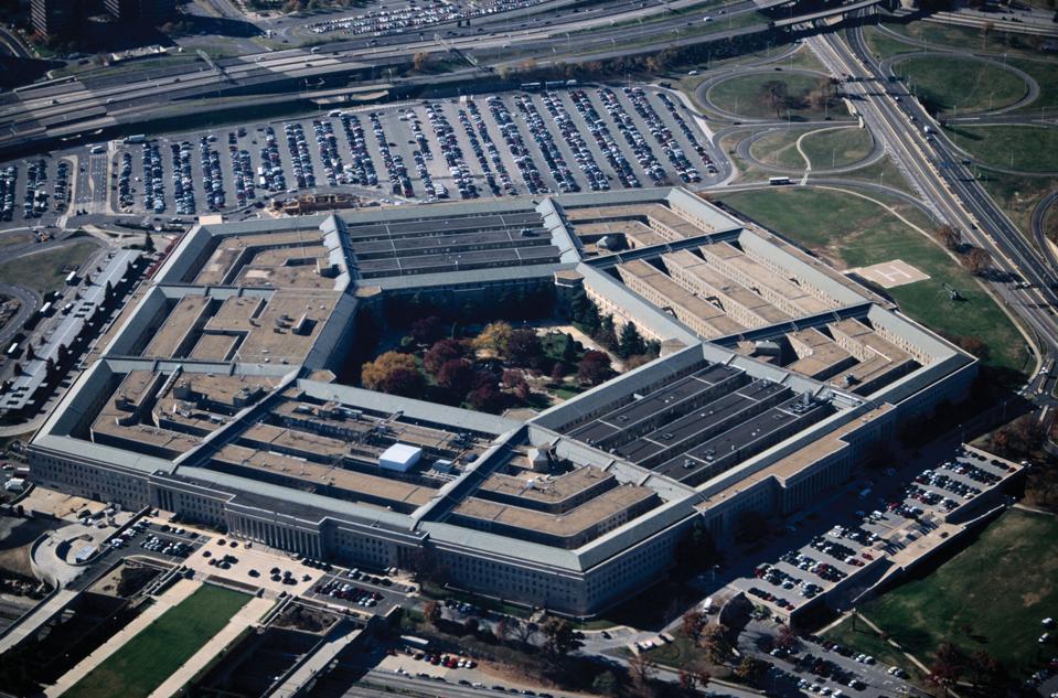 The Pentagon, perhaps the world's largest leadership laboratory.