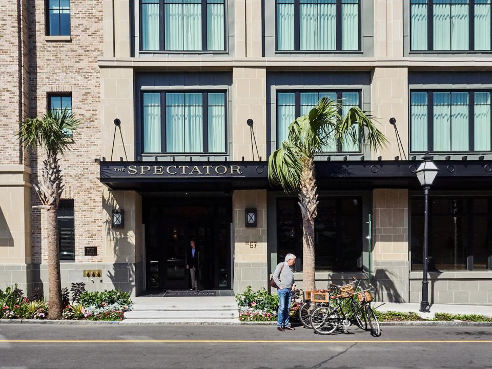 the spectator hotel charleston south carolina
