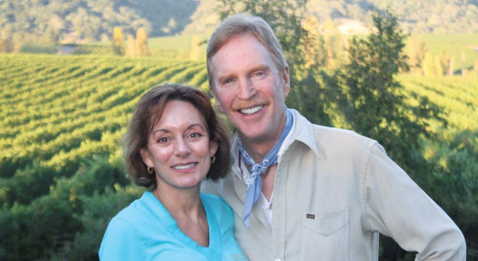 The Founders of Barefoot Wine