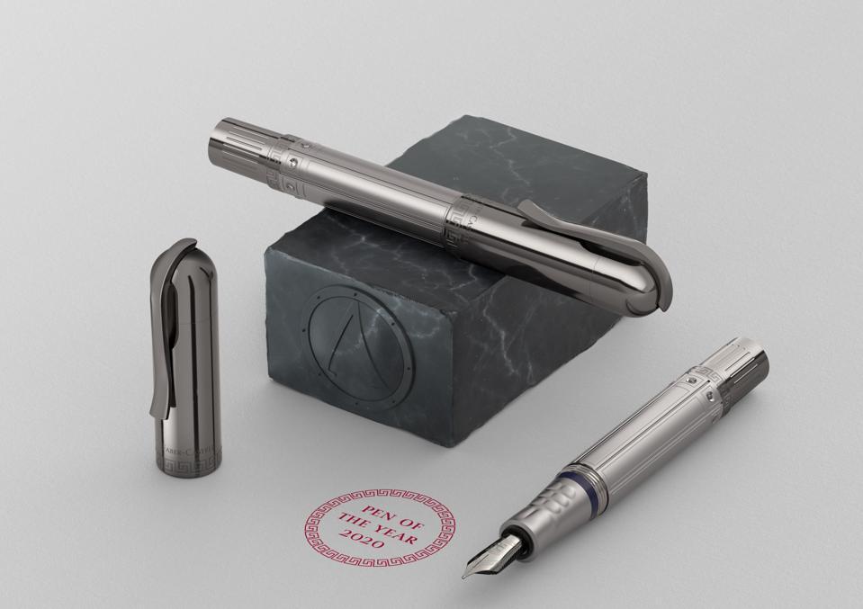 Graf von Faber-Castell Sparta, Pen of the Year 2020.