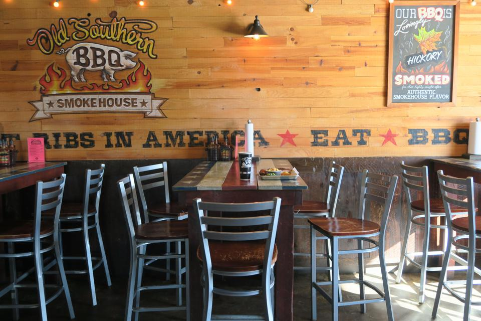old southern bbq restaurant wisconsin