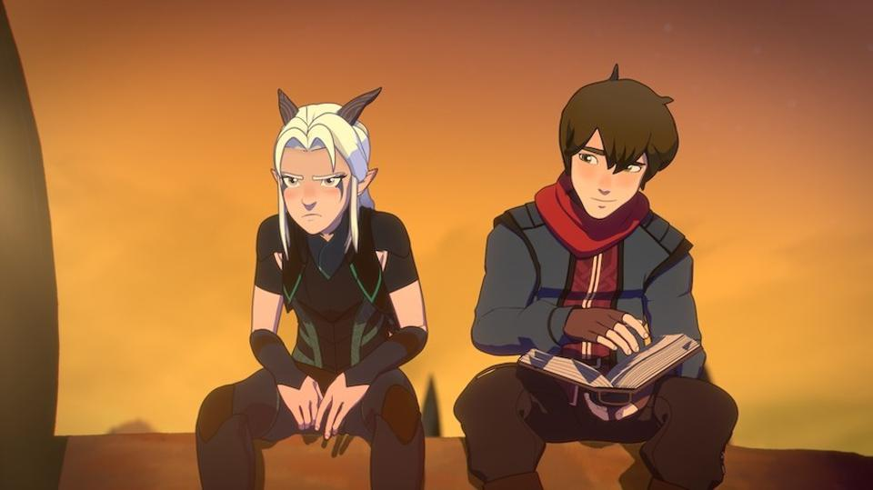 The Dragon Prince' Season 3 Review: One Of The Best Fantasy
