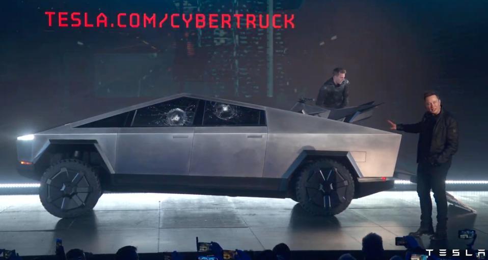 Image result for Tesla CYBERTRUCK