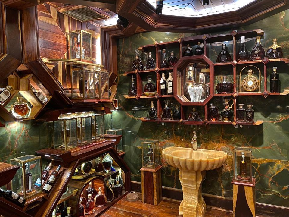 Thu thập bộ sưu tập rượu whisky