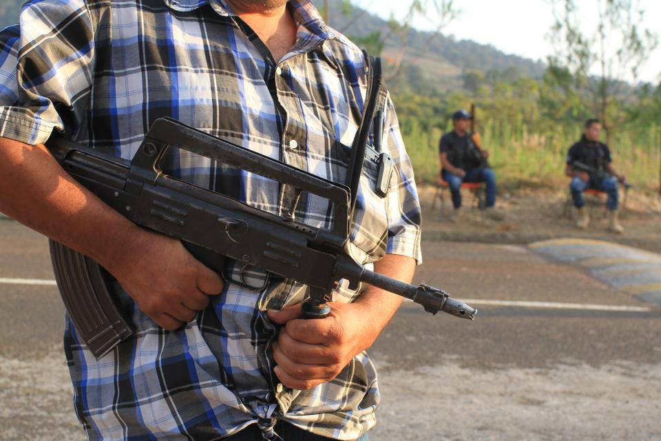 How Can Mexico Defeat Organized Crime?