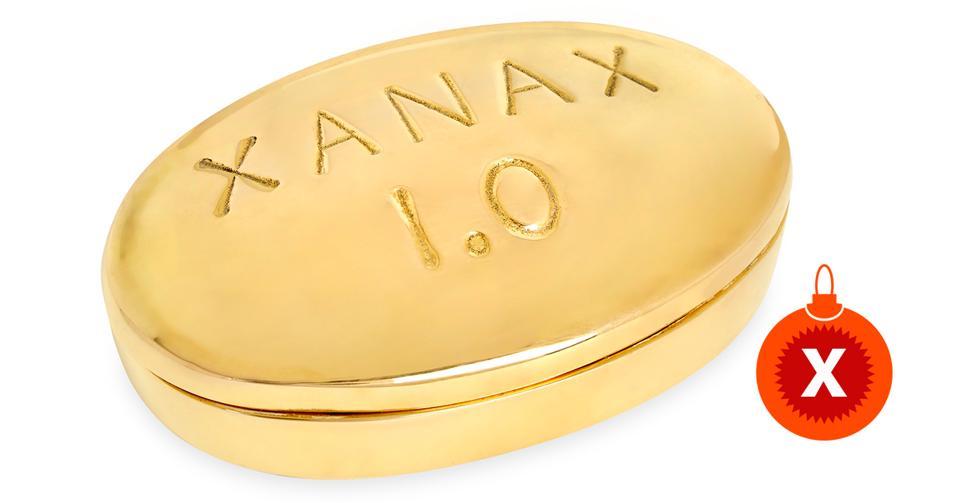 Xanax Box