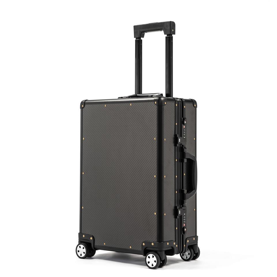 MVST Select Carbon Fiber Carry-On Suitcase