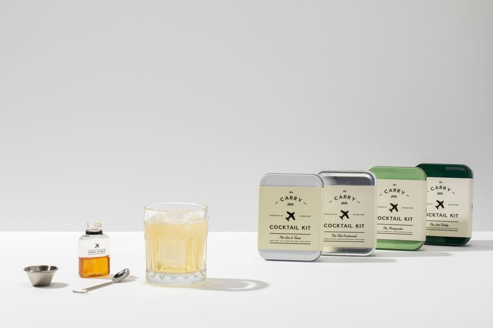 W&P's Carry On Cocktail Kits