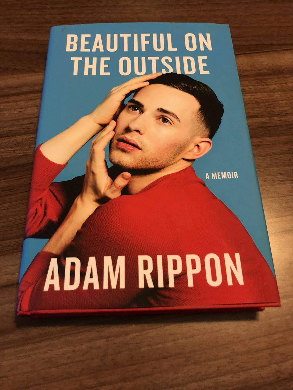 Adam Rippon may be beautiful on the outside, but he is also fabulous and frugal on the inside.